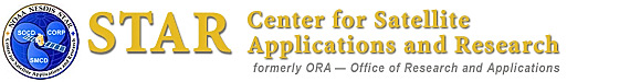 Center for Satellite Applications and Research banner