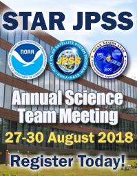 2018 JPSS Annual Science Team Meeting - 27-30 August 2018